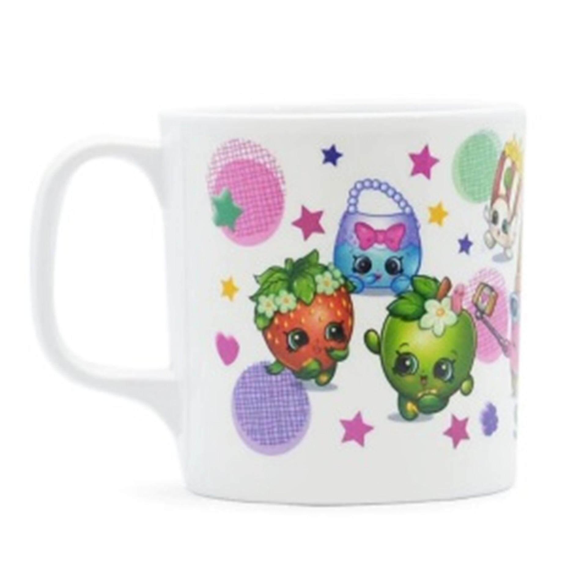 Shopkins Cup 3.5 Inches - Purple Colour