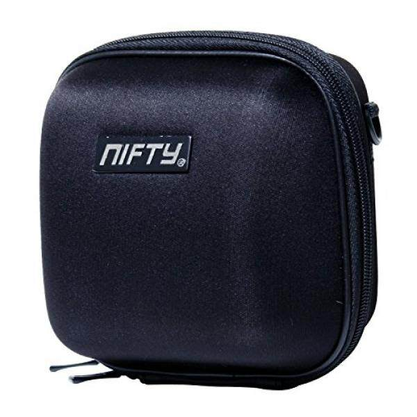 Nifty Mini Zippered Camera Case for the FUJIFILM INSTAX Mini-7s, Mini-8, Mini-25, Mini 50s, Mini 90 Neo Classic, and Polaroid 300 (Black) - intl