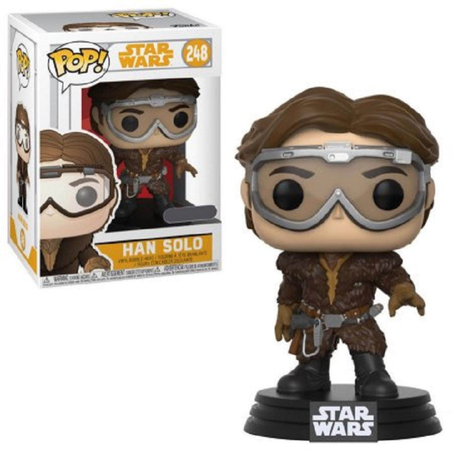 FUNKO POP! Star Wars Solo Exclusive Figure - Han Solo US Toys for boys