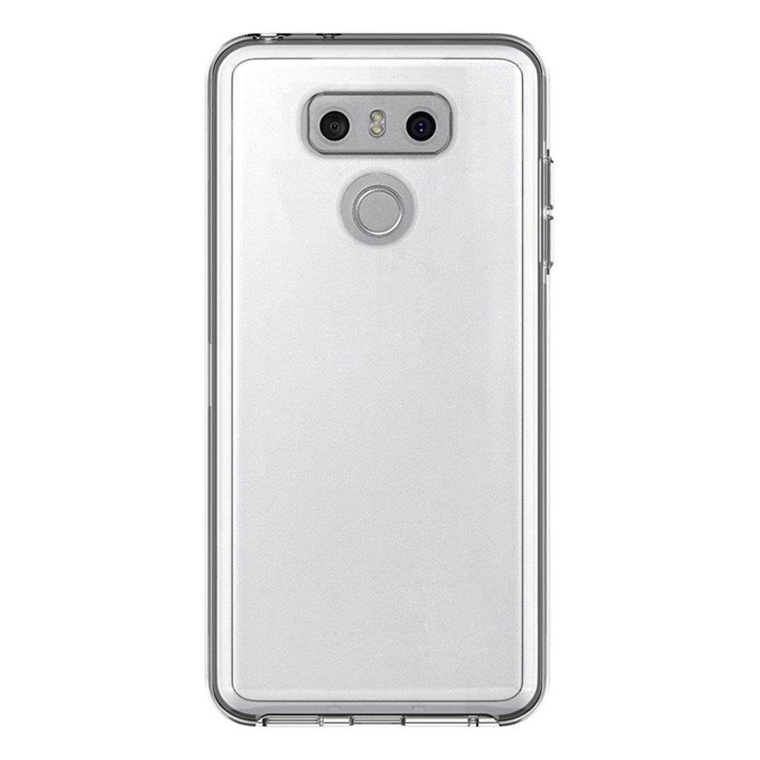 Features For Lg G6 Pc Tpu Chrome Plated Press Button Transparent Nillkin Nature Case Detail Gambar Protective Back Cover Casetransparent Terbaru