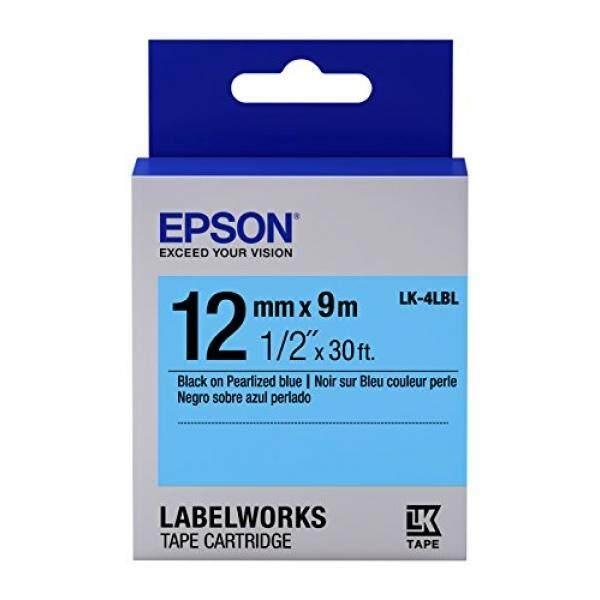 Epson Labelworks Standar LK (Mengganti LC) Tape Kartrid ~ 1/2
