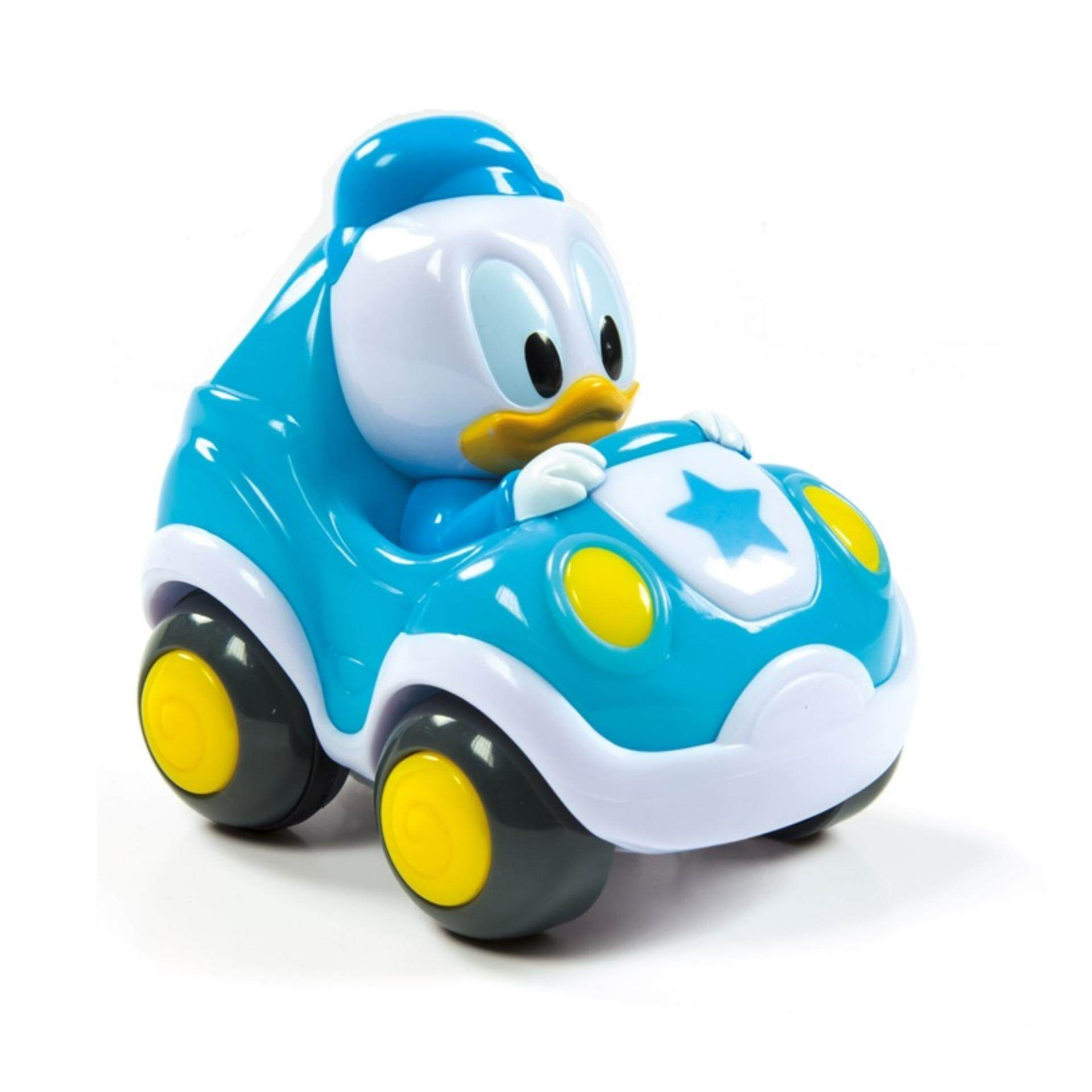 Disney Baby Pull Back Cars Toys - Donald baby toys