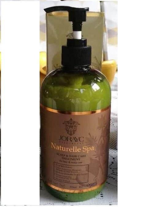 Jorayc Naturelle Spa     Scalp Hair Care Treatment 500ml