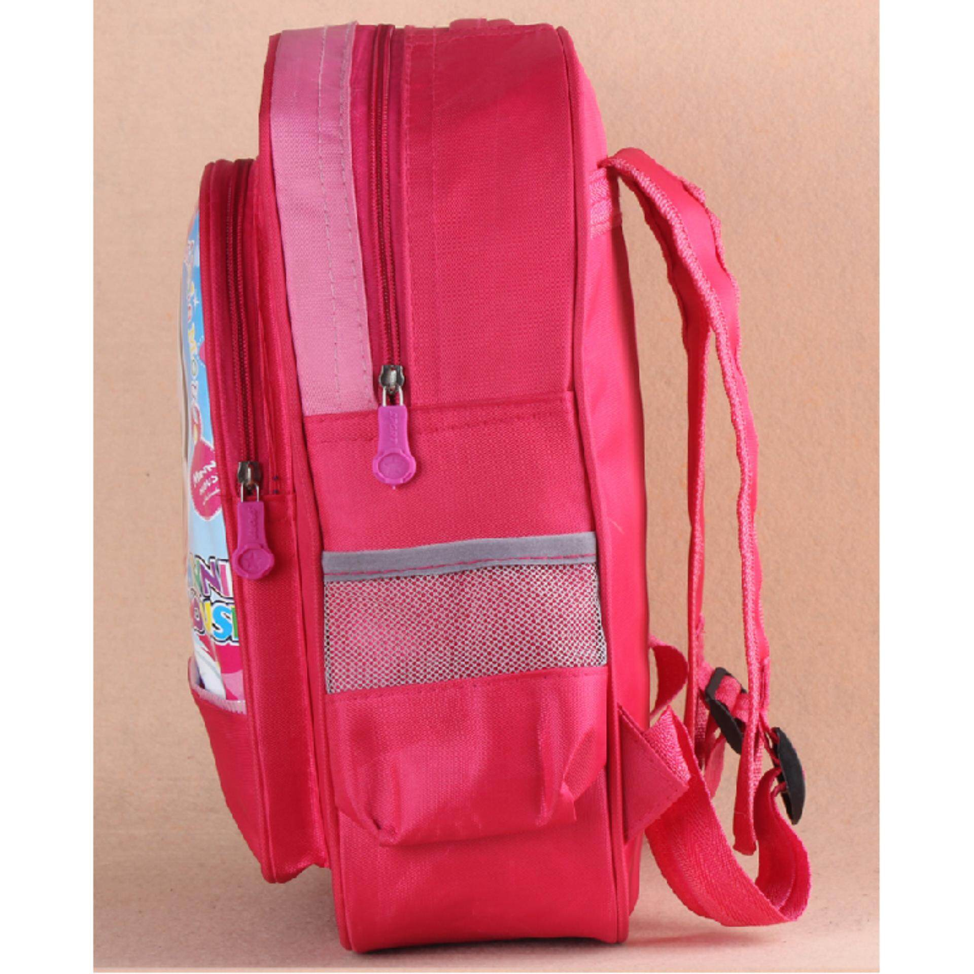 Red Kids Preschool Bag MYESKB042