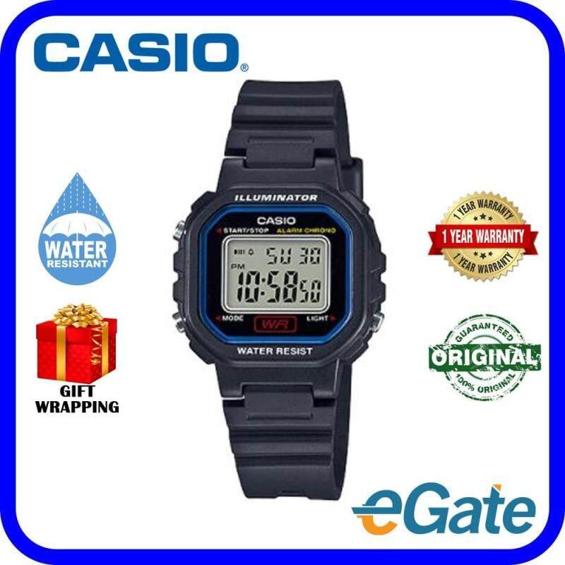 Casio LA-20WH-1C Digital Unisex Watch Youth Timepieces Original Malaysia