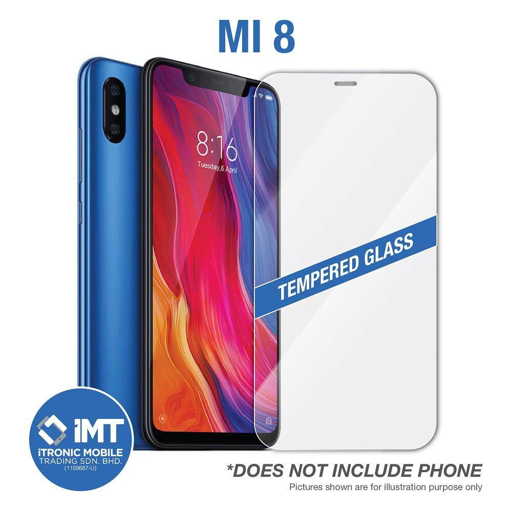 Tempered Glass for XiaoMi Mi 8