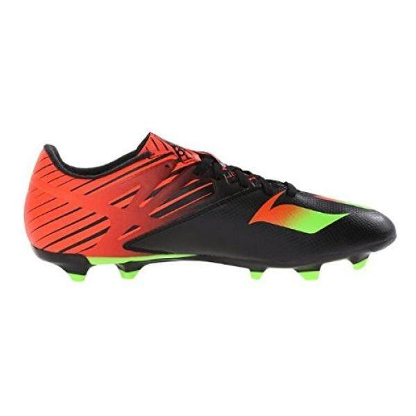 newest collection 8f8ad e0db2 adidas Performance Mens Messi 15.3 Soccer Shoe,Black Shock Green Solar Red,