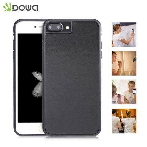 Dowa Magical Nano Tangan-Bebas Sticky Case Anti-gravitasi Selfie Sarung untuk iPhone 7 Plus-Internasional