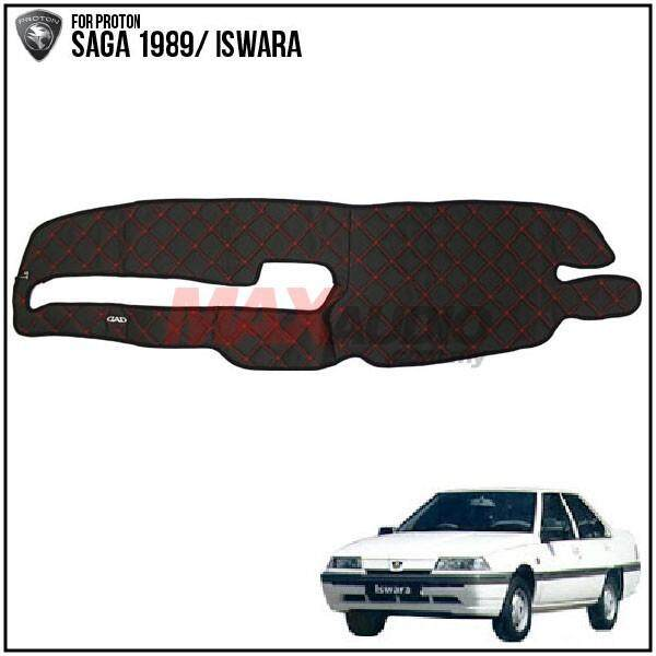 PROTON SAGA 1989/ ISWARA DAD GARSON VIP Custom Made Non Slip Dashboard Cover Mat