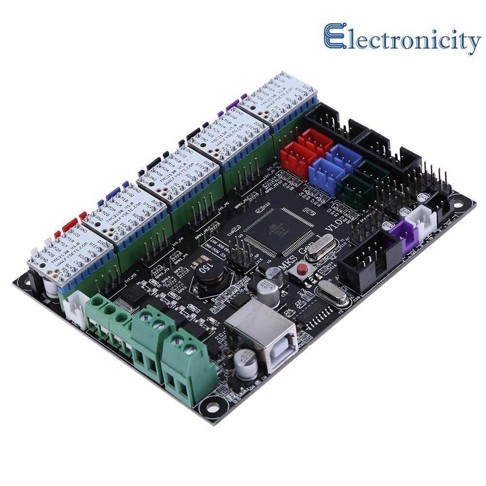 Compare Mks Gen V1 3D Printer Controller Board Tmc2208 V1 Stepper Motor Driver Intl Prices