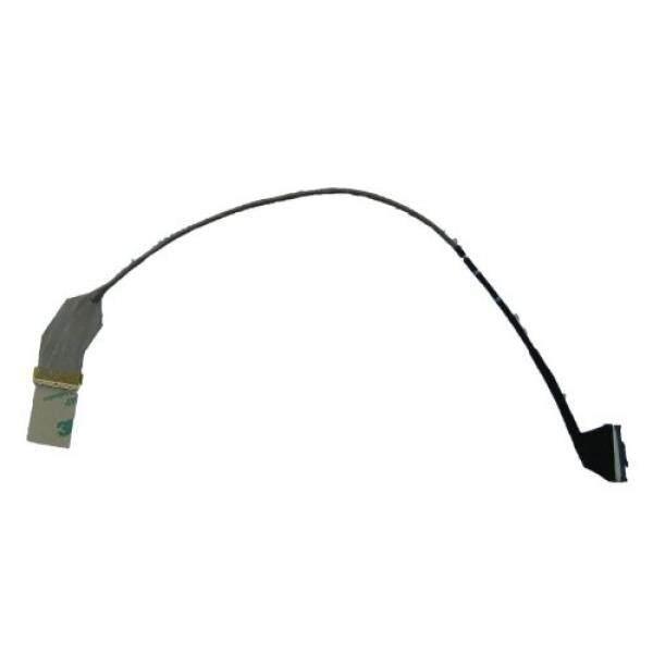 Ydlan Baru LCD Layar Video Fleksibel Kabel untuk HP Pavilion Compaq Presario CQ56 G56 CQ62 G62 Seri Laptop Buku Catatan; sesuai dengan Nomor Komponen DD0AX6LC001 AX6LC001-Internasional