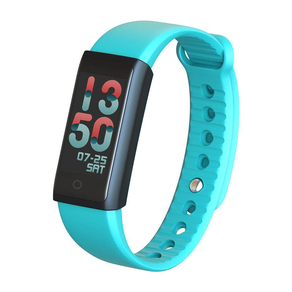 Auoker Fitness Tracker, Smart Watch Color Screen, Activity Tracker With Heart Rate Monitor,