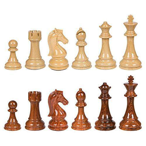 [Best Chess Set] Nero High Polymer Extra Heavy Weighted Chess Pieces With  Extra Queens