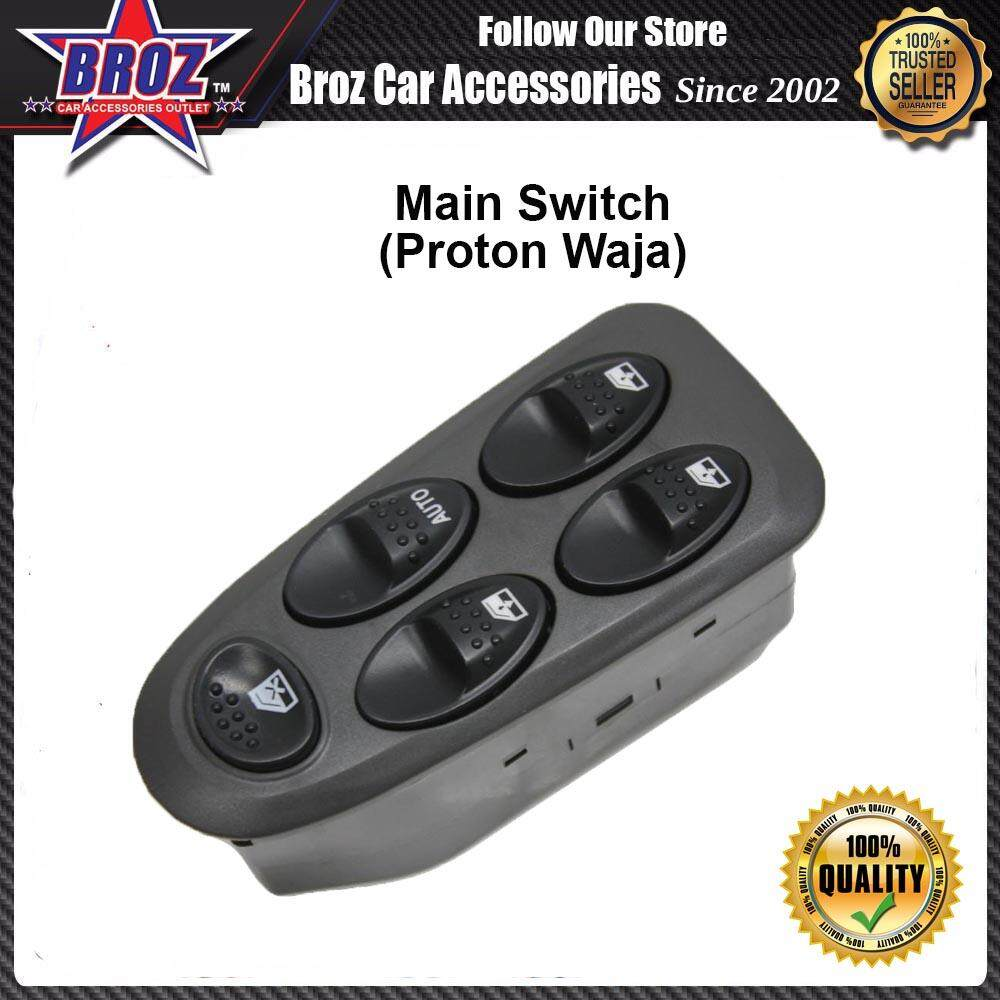 OEM Power Window Switch for  Waja (Main Switch)