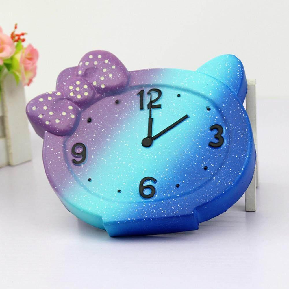 Squeeze Jam Alarm Licin Lambat Rising Mainan Genggam Hadiah Paskah Bu-Intl