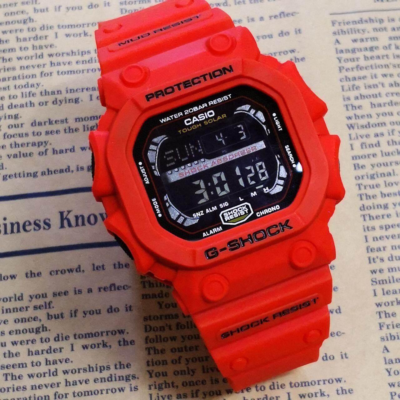 Fitur Casio G Shock Ga 100by 1 Mineral Glass Watch Untuk Pria Dan 400hr 1adr Gx 56 Mens
