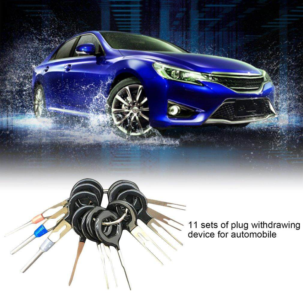 Philippines Bestsellers Car Stereo Radio Iso Wiring Harness Kenwood 16 Pin Catwalk Plug Terminal Extraction Pick Back Needle Wire Connector Crimp