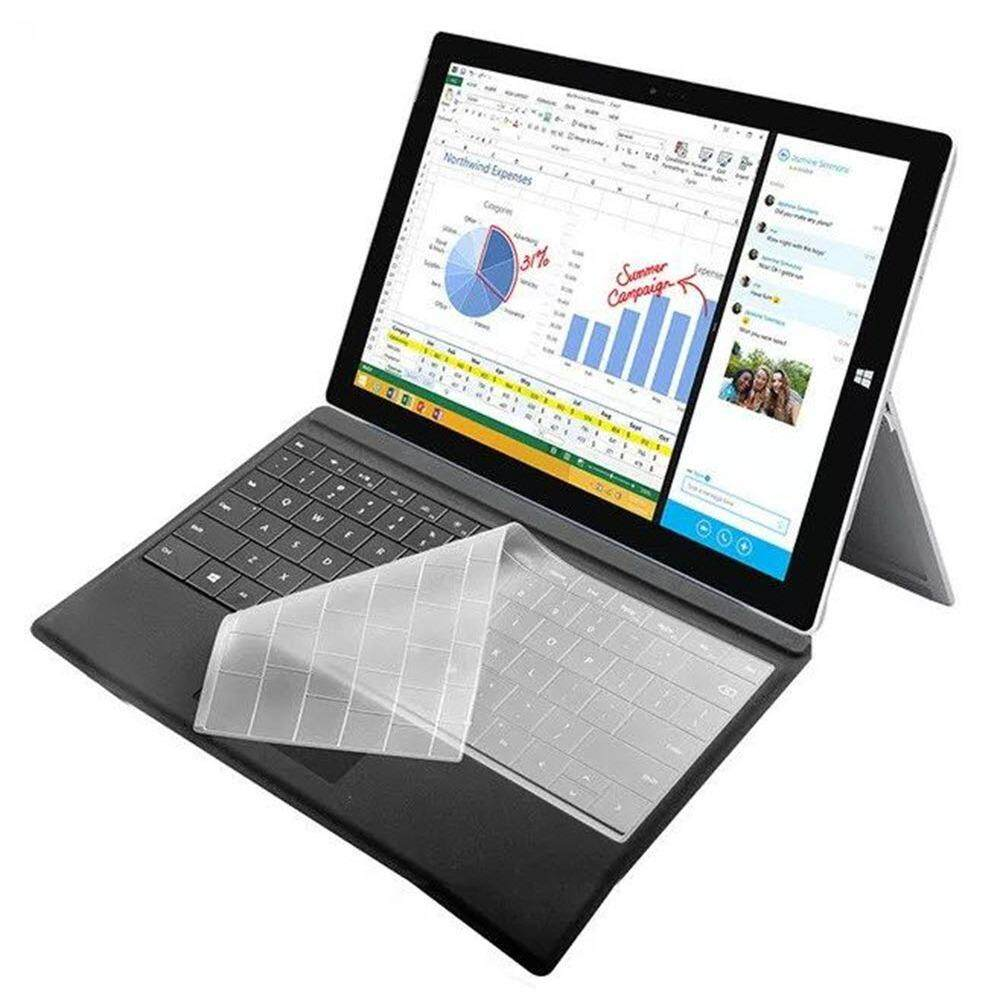 Microsoft Surface Pro 4 Surface Pro 5 Ultra Thin TPU Keyboard Protector Malaysia