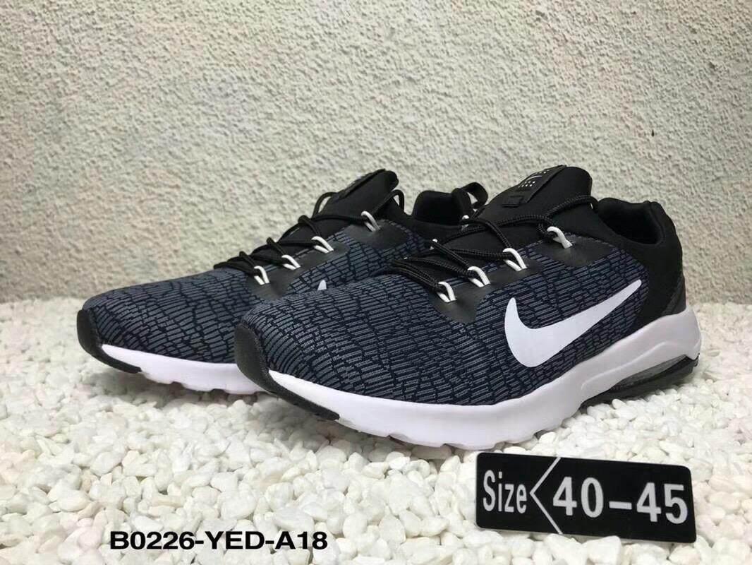 Asli Nike Baru Pria Nike Asli Baru Pria & Mode untuk Wanita Sepatu Lari AIR Non-Slip & Mode untuk Wanita Sepatu Lari AIR Non- slip