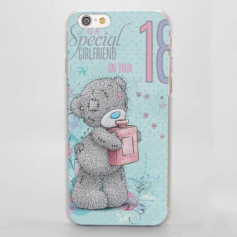 Me To You Bear Style Case For Apple iPhone X