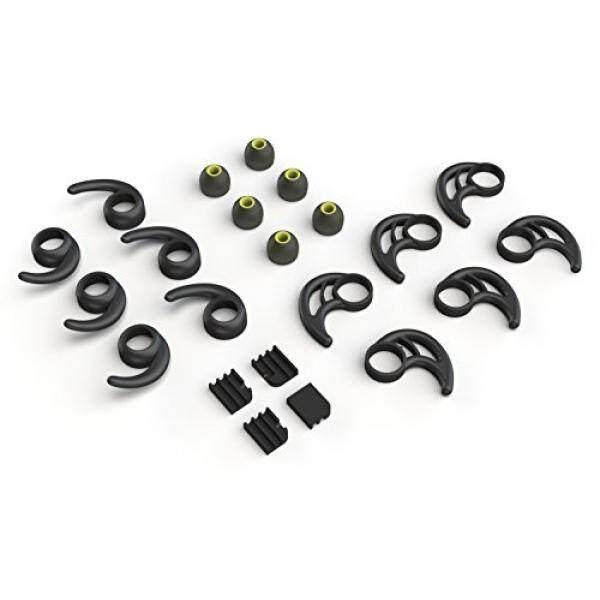 Penggantian Silikon Earbuds Tips 6 Pasang, Ukuran M, untuk Phaiser BHS-750, BHS-760 dan Lainnya Di Telinga Headphone Earphone M-Internasional