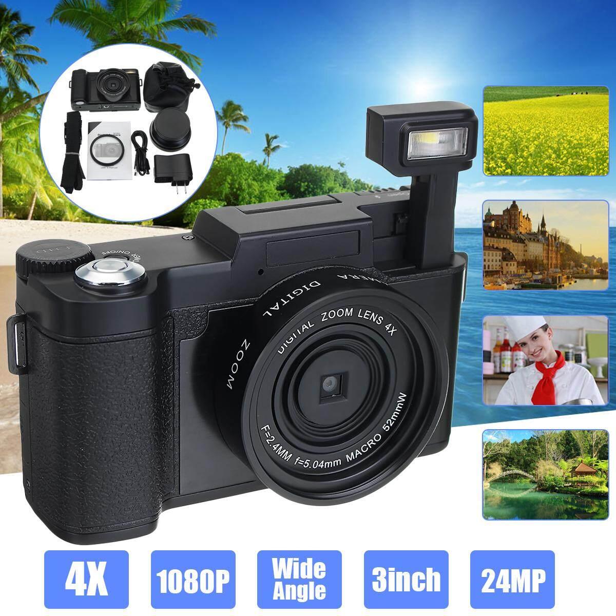 G36 Digital Kamera HD Penuh 1080 P Video Camcorder Kamera Vlogging-Intl