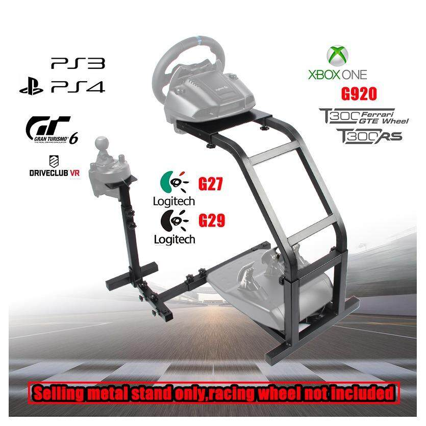 Mini Racing Simulator Steering Wheel Stand For G27 G29 G920 T300rs By Beiyumama.