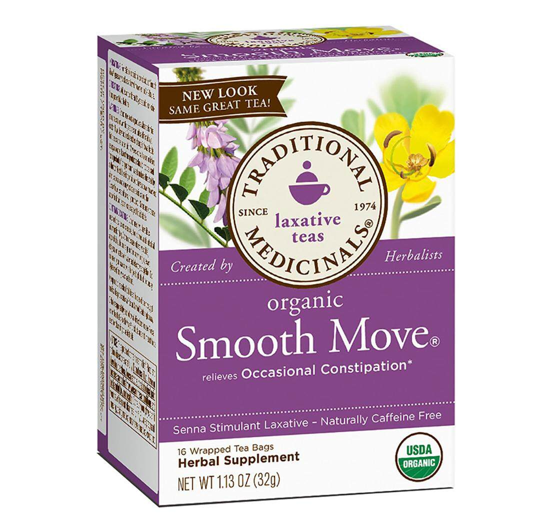 SMOOTH MOVE (Organic) 16 Tea Bags