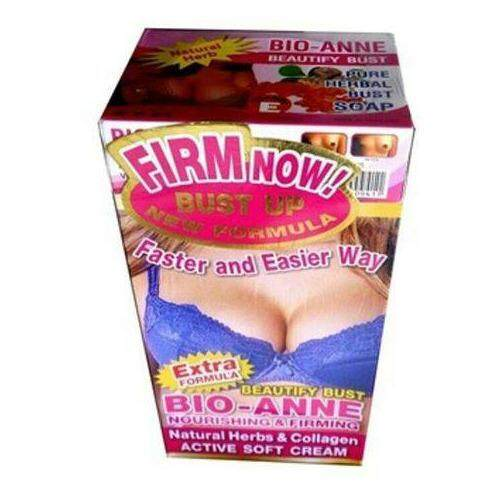 Bio-Anne Extra Natural Herbs Breast Nourishing Firming 80g FREE Soap - HOT SALE! - 2
