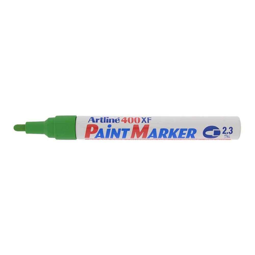 ARTLINE 400XF PAINT MARKER Yellow Green (Item No: A10-12 ART400YG)