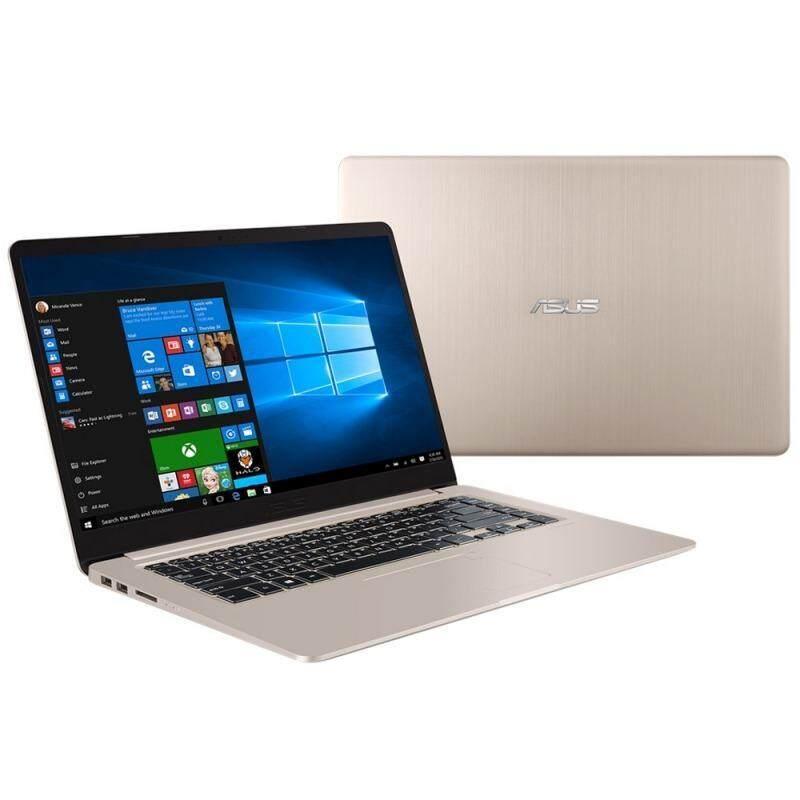 Asus Vivobook S15 S510U-NBQ174T 15.6 FHD Laptop Gold (I7-8550u, 4GB, 1TB+128GB, MX150 2GB, W10H ) Malaysia