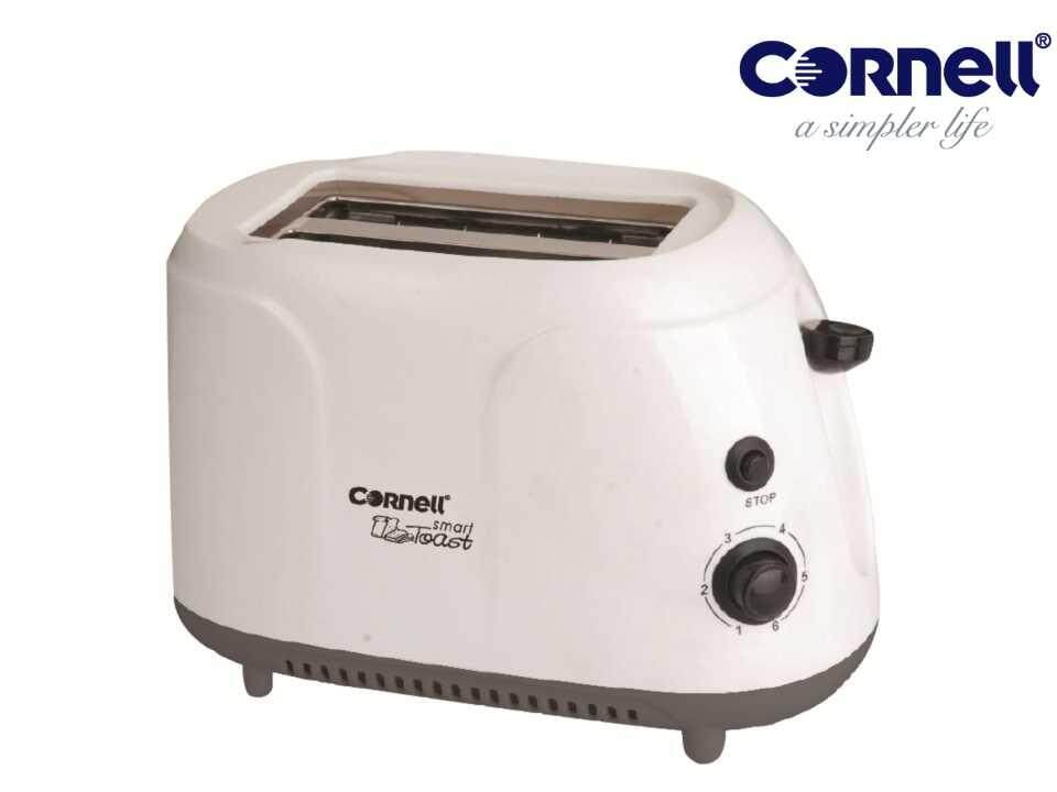 (NEW ARRIVAL) Cornell CT-S22C 2 Slice Cold Touch Pop-up Toaster