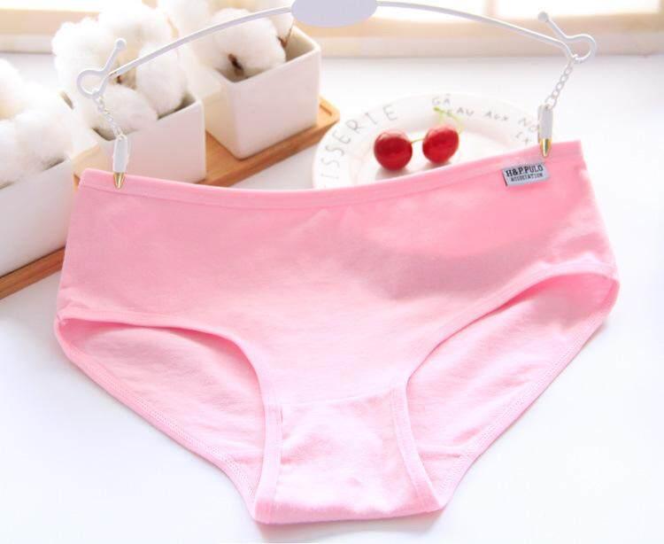 5x Soft Cotton Comfortable Breathe Freely Women Ladies Panties Underwear