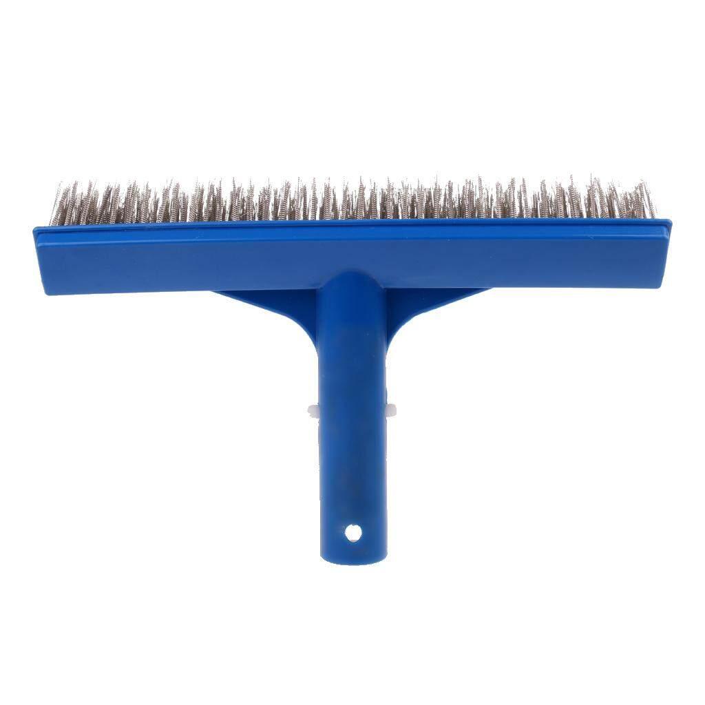 MagiDeal Swimming Pool Algae Cleaning Brush Head Heavy Duty Cleaner Broom Curved Tool - intl