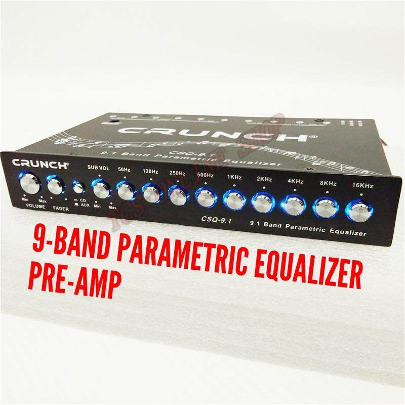 Equalizers Buy Equalizers At Best Price In Malaysia Www Lazada