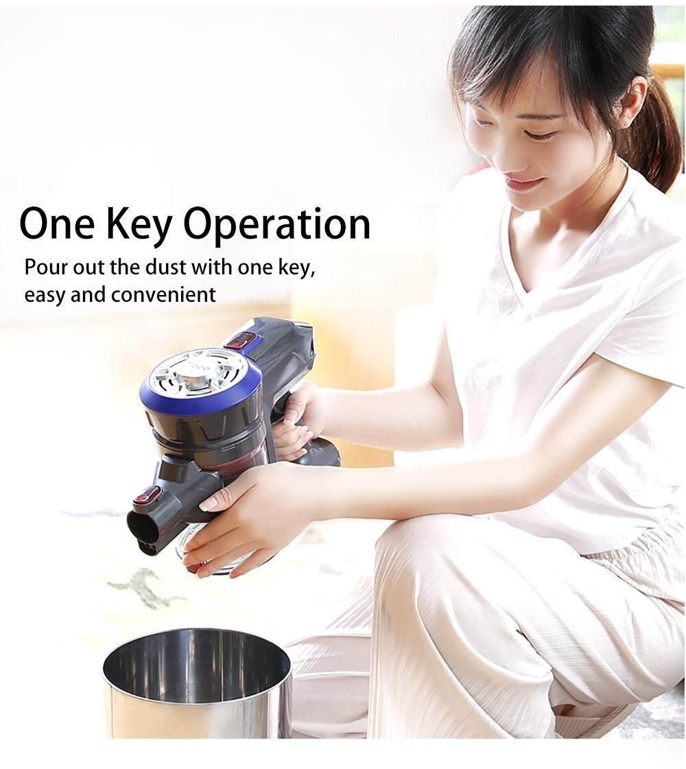 Dibea Lightweight Cordless Handheld Stick Vacuum Cleaner