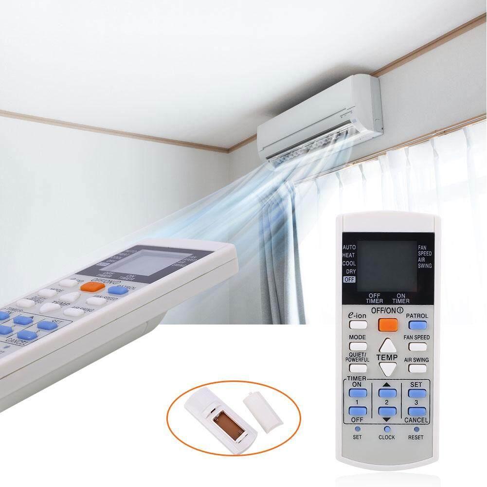 White Remote For Panasonic A75C2913 CS-E21EKU CS-E9EKU Air Conditioner - intl
