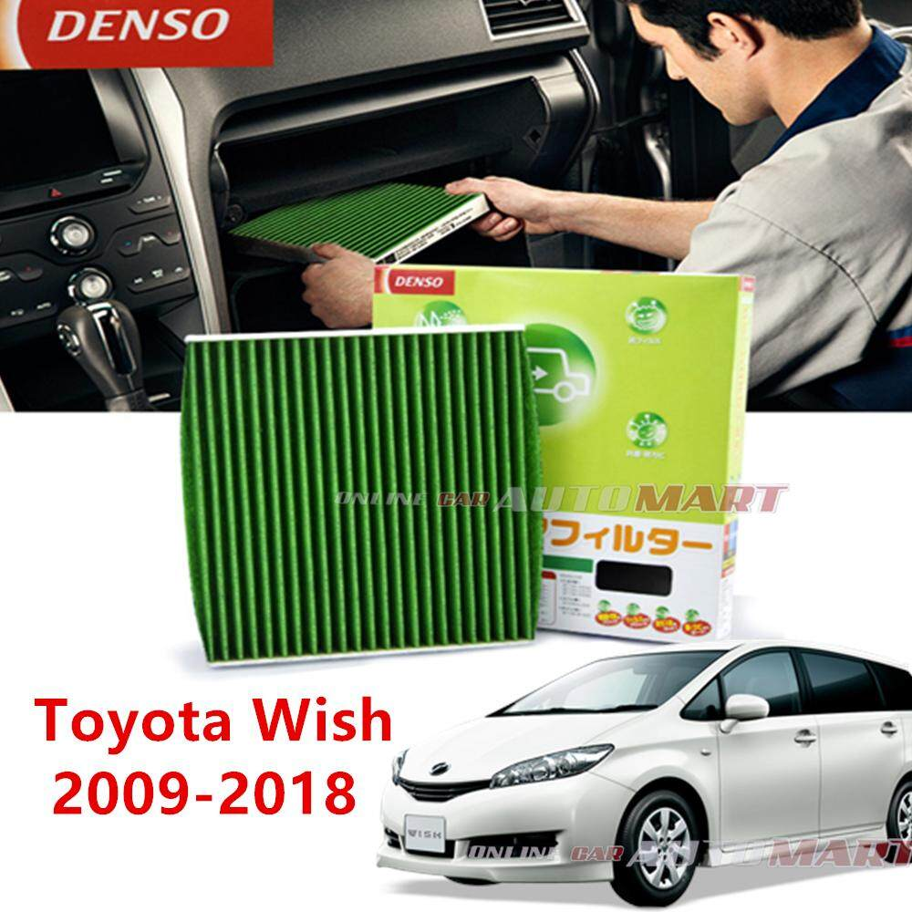 DENSO Cabin Air Filters (Air Conditioner Filter) DCC-1009 for Toyota Wish Yr 2009-2018