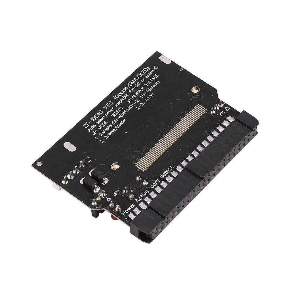 LALOVE Compact Flash CF To 3.5 Female 40 Pin IDE Bootable Adapter Converter Card Standard IDE Interface True-IDE Mode
