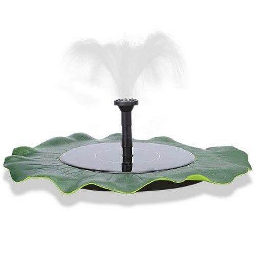 Pond Taman Pool Irigasi Pompa Air Mengapung Tenaga Surya Air Mancur (Warna Campuran)-Internasional