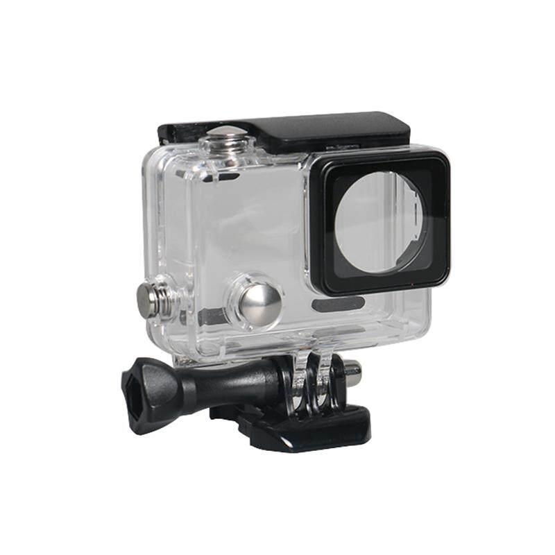 Lissng Akrilik 45 M Tahan Air Menyelam Penutup Pelindung Underwater Housing Case untuk GoPro HERO 4