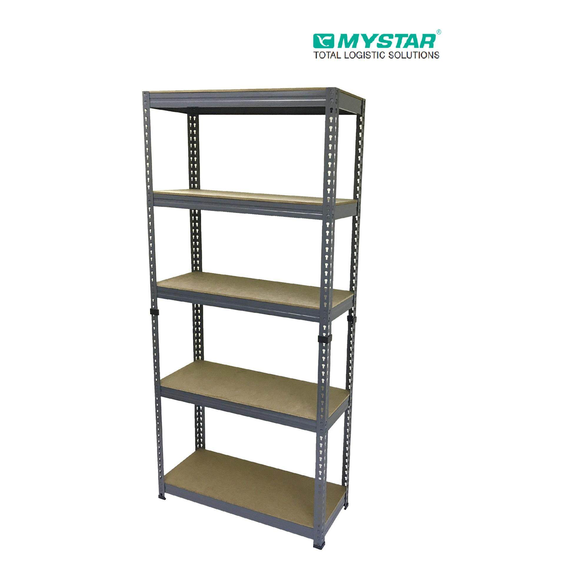 muscle rack steel x itm shelving w ebay d h black shelf