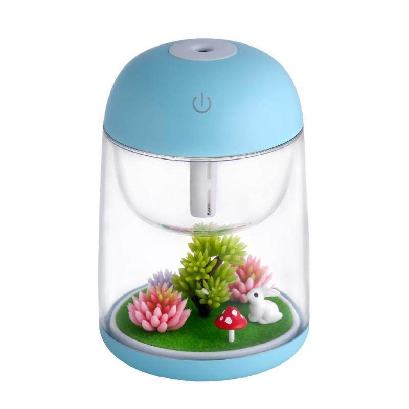 nonvoful Cool Mist Humidifier With Adjustable Mist Mode 7 Colors Led Light Humidifier Air Dry Humidifier For Office Home Bedroom Living Room Yoga - intl Singapore