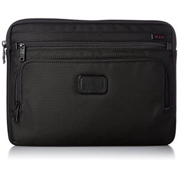 Tumi Alpha Medium Laptop Cover, Black, One Size - intl
