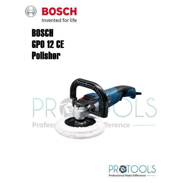 Bosch GPO 12 CE Polisher