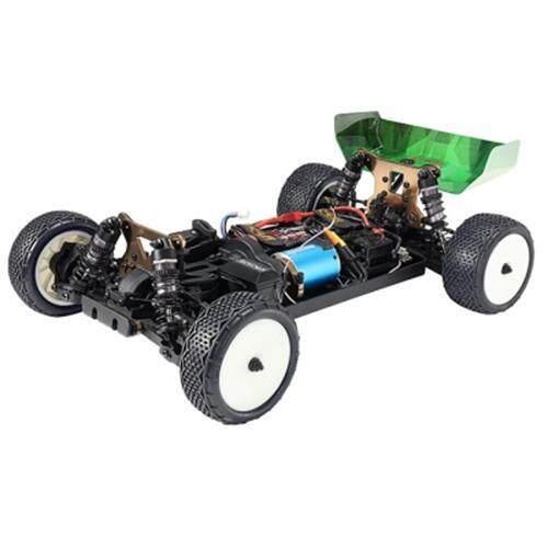 VKAR RACING V.4B 1:10 80KM/H 2.4GHZ 2CH 4WD BRUSHLESS RC TRUCK - RTR (GREEN) Toys for boys