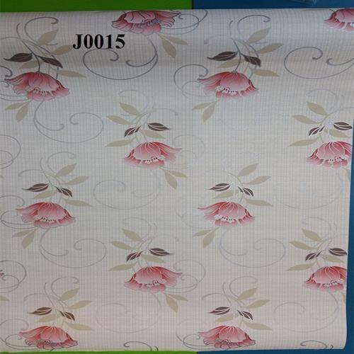 PVC SELF ADHESIVE WALLPAPER J0015