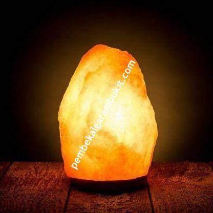 Lampu Garam Bukit Himalaya Besar Lampu Garam Kristal Himalayan salt lamp big 4-5kg