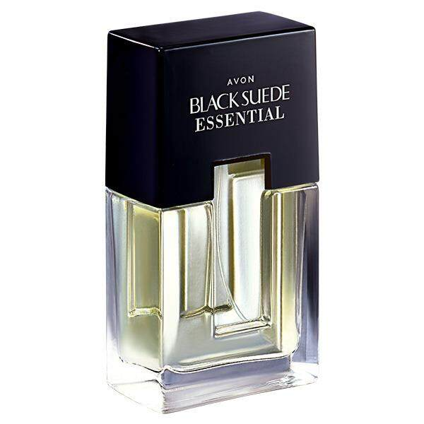 Avon Black Suede Essential 100ml