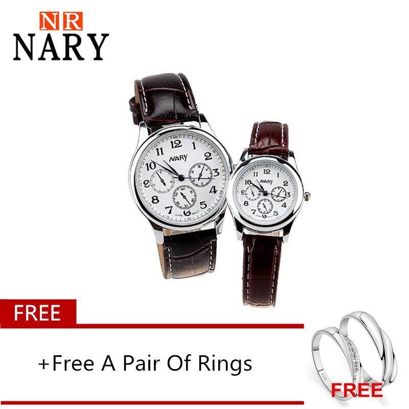 Harga Bluelans perempuan haid pasangan kekasih kuarsa jam tangan Source · NARY 6074 Brand Women s